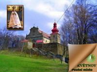 Ilustrační foto květnovského kostela.
